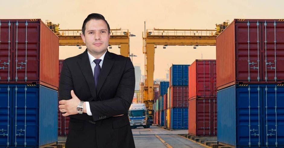 Jaime Morales, gerente de Aduanas y Comercio Exterior de Grant Thornton.