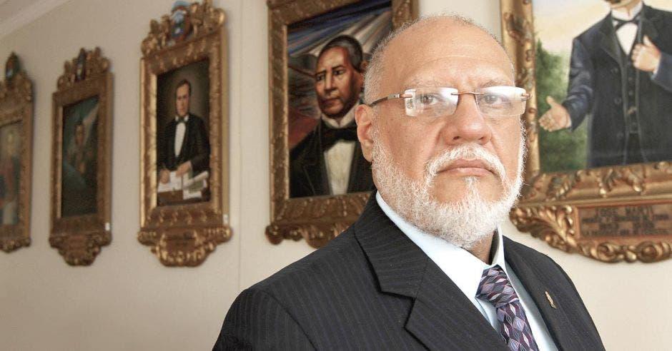 Carlos Avendaño, diputado de Restauración Nacional. Archivo/La República