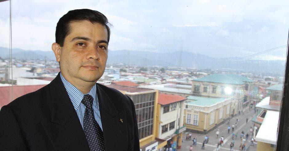 Carlos Vargas, director general de Tributación