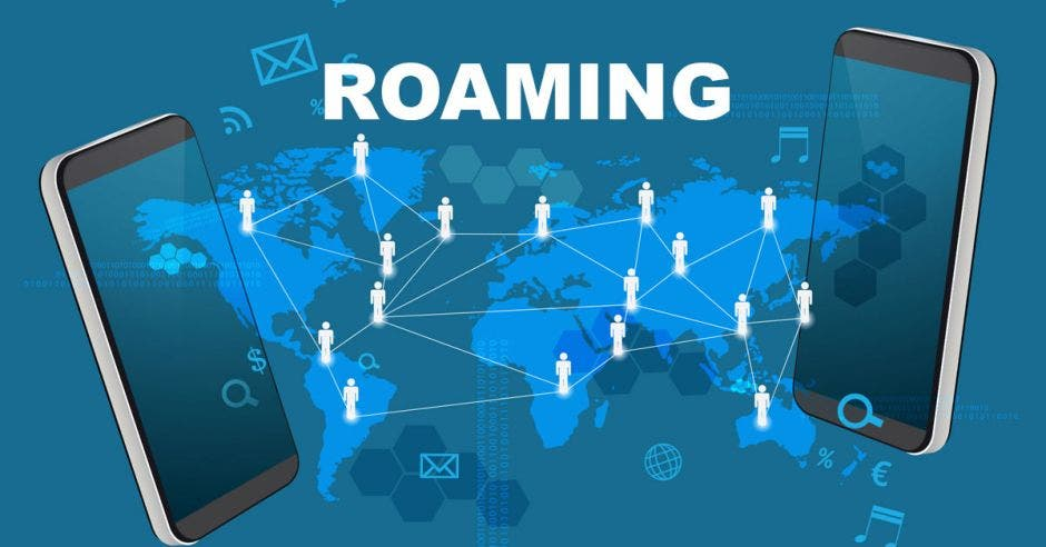 Roaming celular