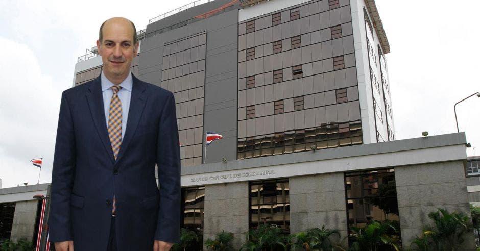 Rodrigo Cubero presidente Banco Central