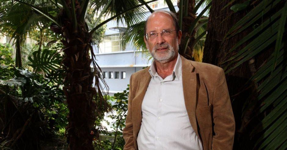 Henning Jensen, presidente de Conare y rector de la Universidad de Costa Rica.