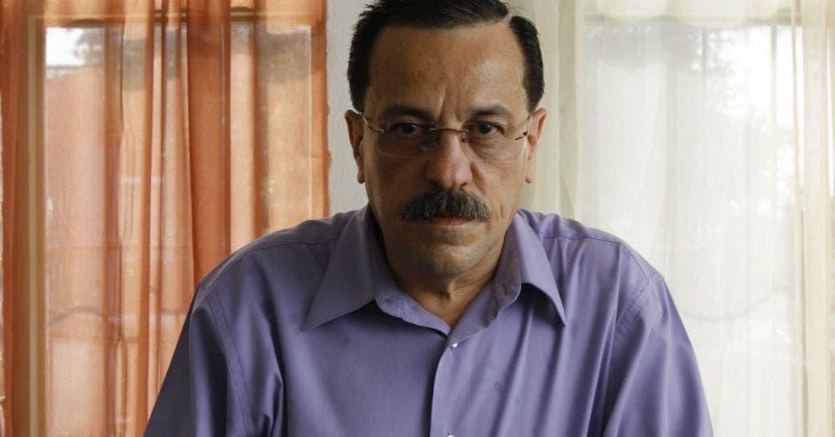 Albino Vargas, secretario de ANEP. Archivo/La República