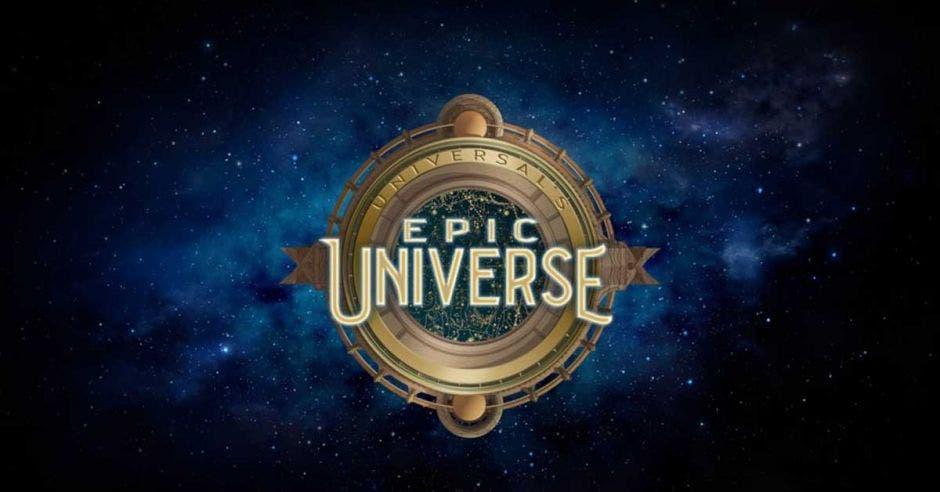 logo de Epic Universe
