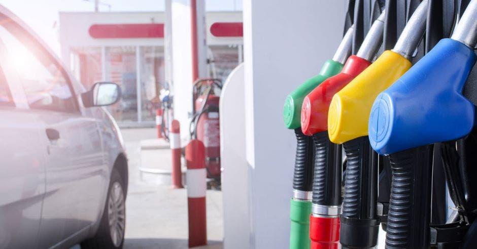 Dispensadores de gasolina