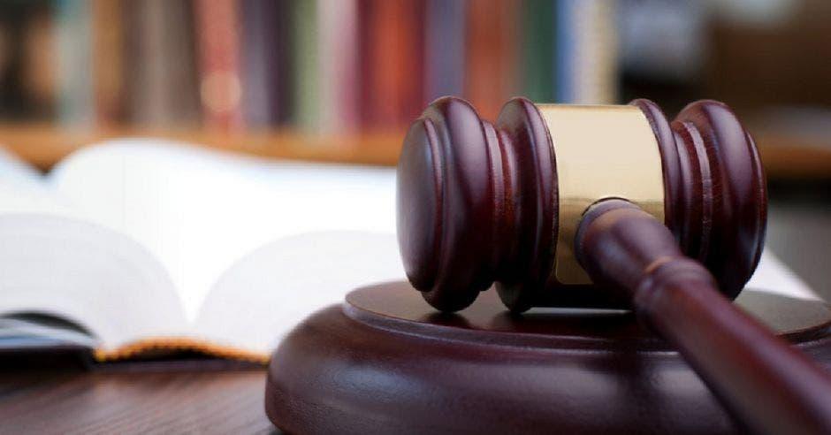 Un mazo de juez