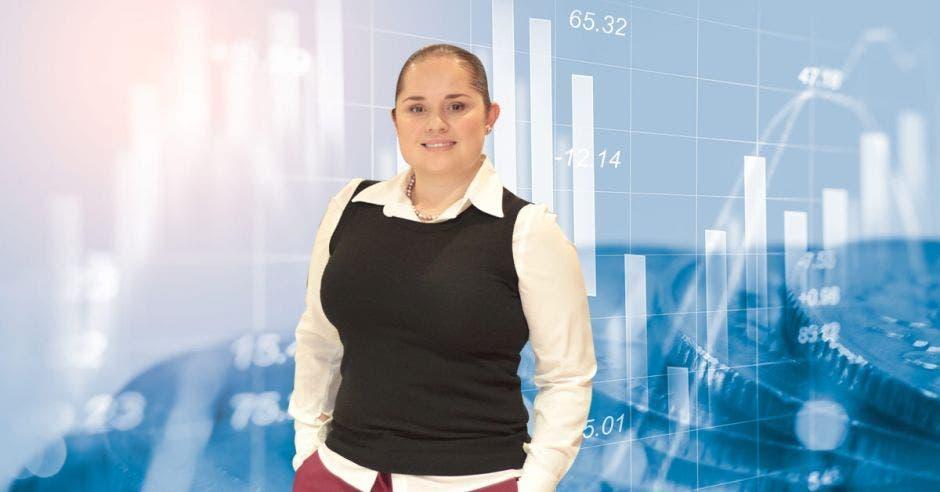 Kimberly Quesada, monedas, economía