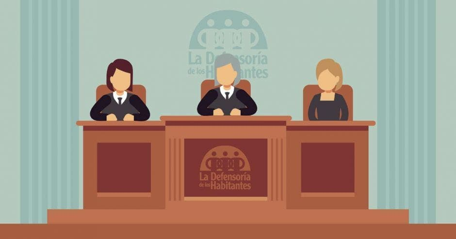 Más de 14 mil solicitudes fueron planteadas ante la Defensoría en las diversas sedes de ese ente público. Archivo/La República