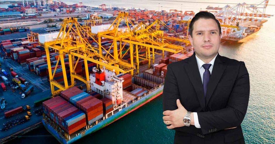 Jaime Morales, exportaciones