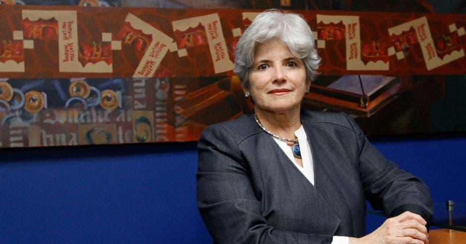 Rocío Aguilar, ministra de Hacienda. Archivo/La República.