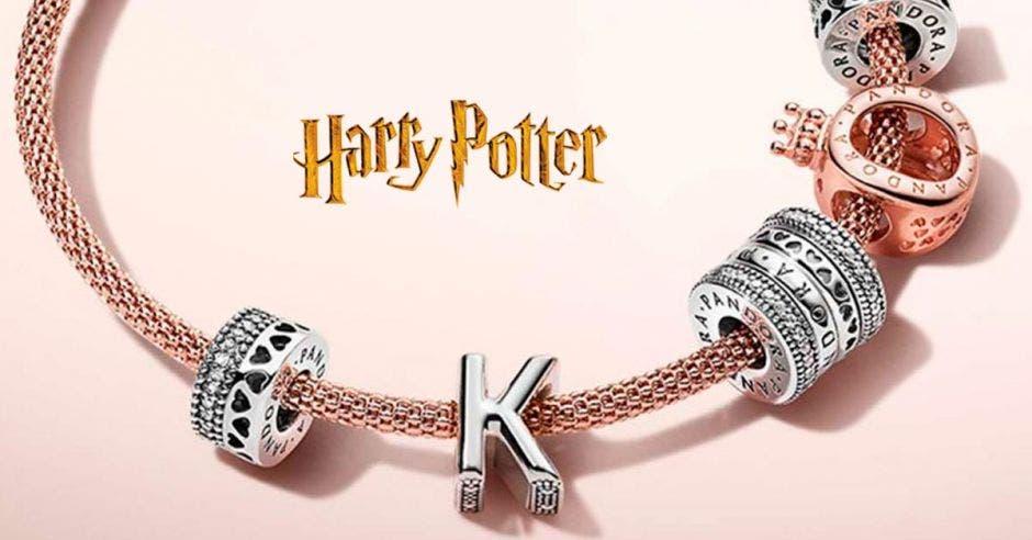 Pandora Lanzar U00e1 Colecci U00f3n De Joyas Inspirada En Harry Potter