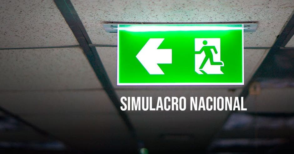 Simulacro Nacional