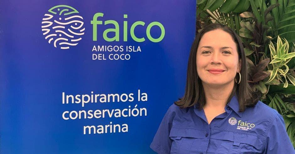 Alejandra Villalobos, directora ejecutiva de la fundación.