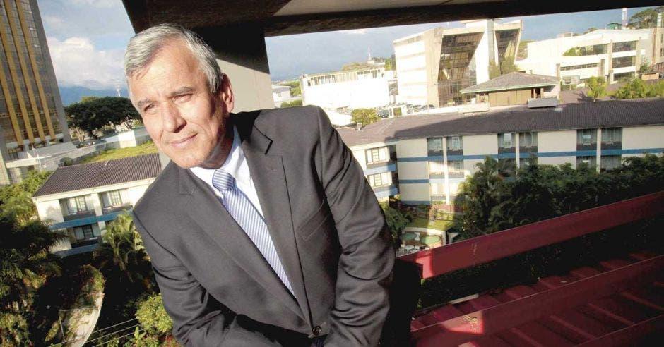 Víctor Morales, ministro de la Presidencia. Archivo/La República
