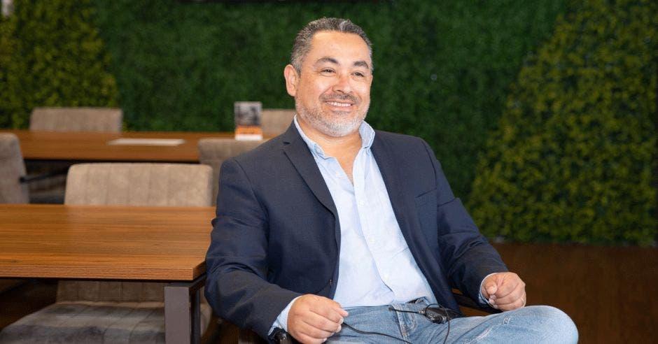 Adolfo Cruz Luthmer, CEO y fundador de Proximity Costa Rica.
