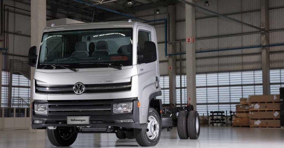 camión VW