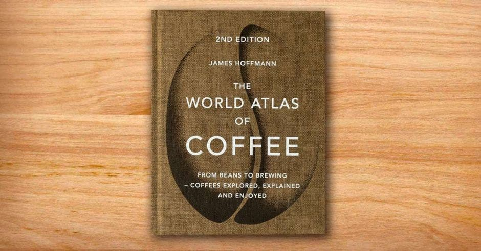 Libro The World Atlas of Coffee