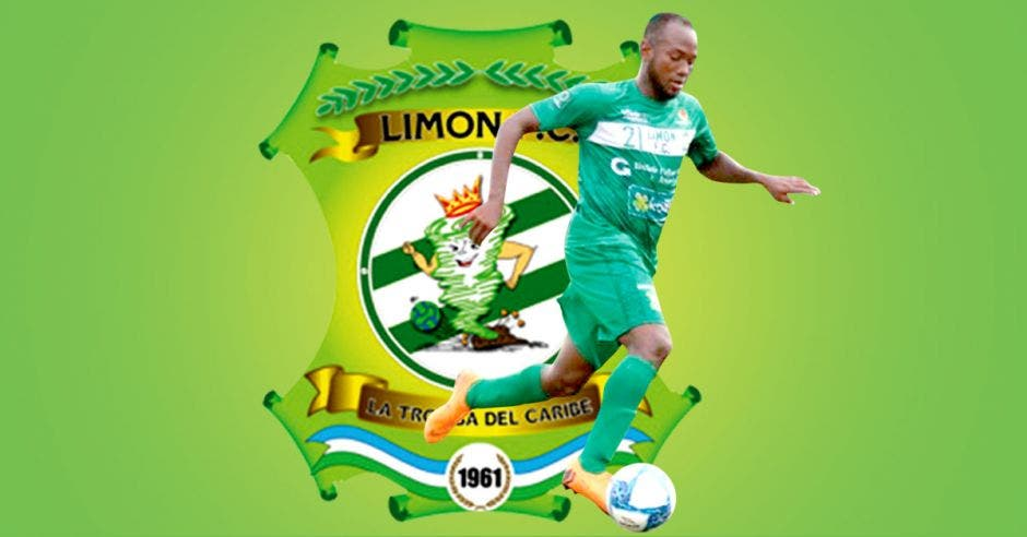 johnny gordon con escudo de limón
