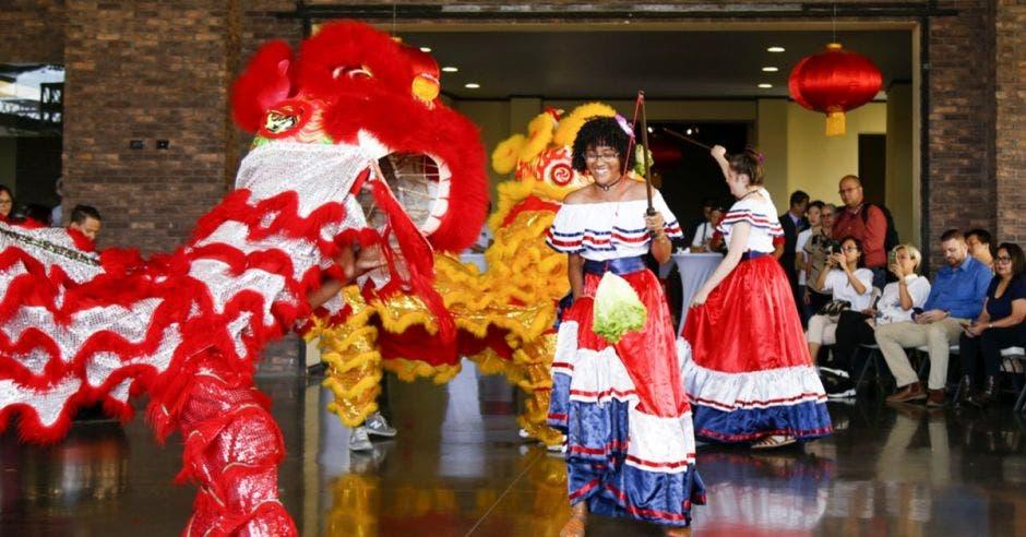 El Año Nuevo Chino, más conocido como la Fiesta de la Primavera, es la festividad tradicional más importante del año calendario chino. Cortesía/La República