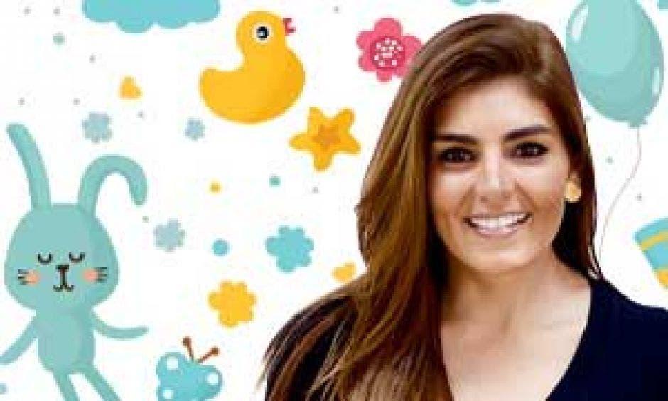 Blogger Andrea Calderón