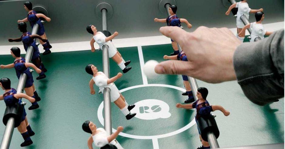 futbolin juego