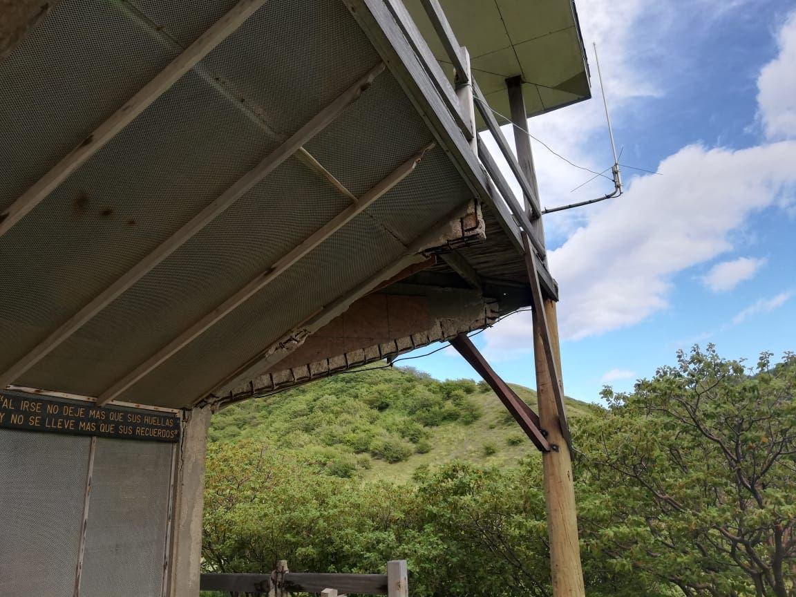 En el Centro Operativo de Isla San José Península de Santa Elena Área de Conservación Guanacaste. hay un deterioro tanto en las instalaciones físicas como en las condiciones laborales del personal, denuncian los guardaparques.