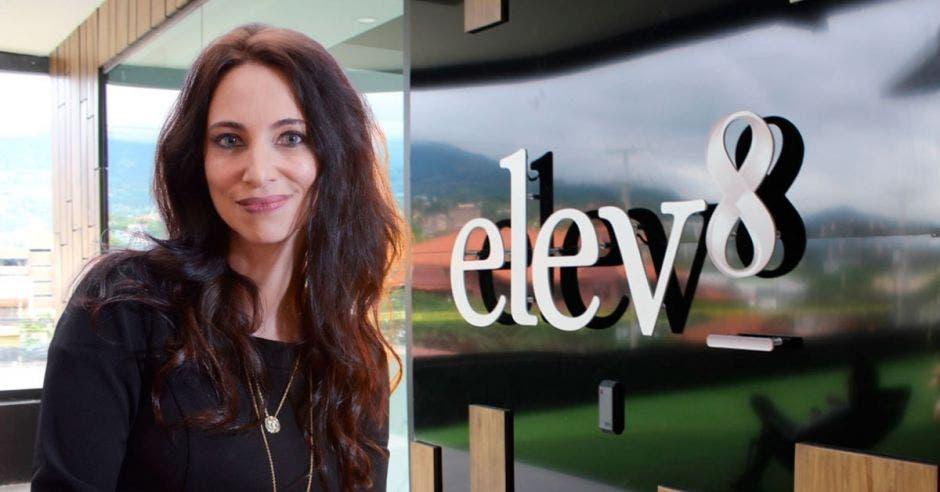 María Balbás, directora global de elev8.