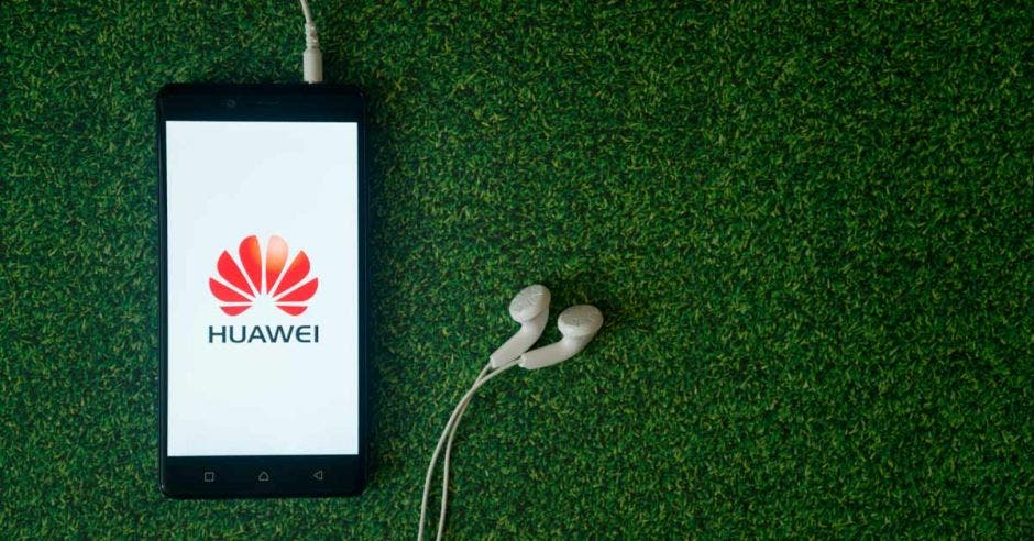 Nuevo celular Huawei