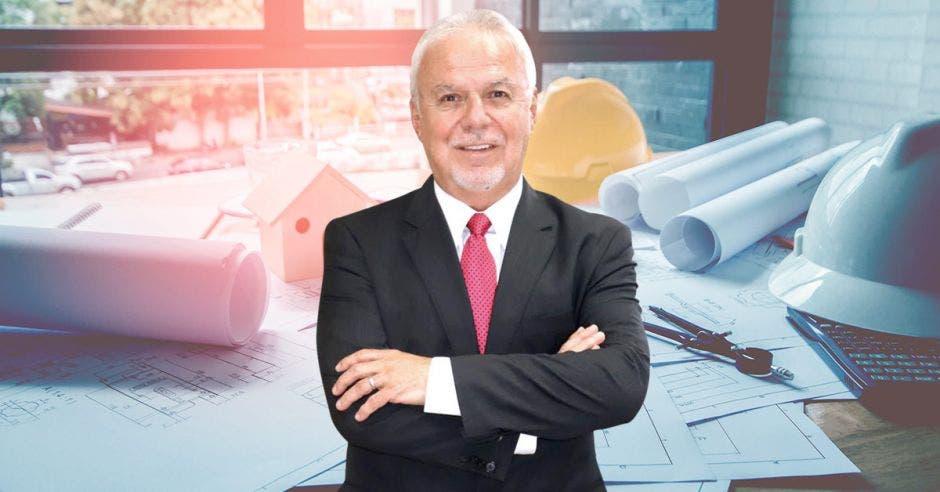 Roberto Rodríguez, rector de la Universidad Fidélitas. Archivo/La República