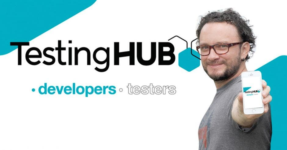 """""""TestingHub surge a partir de la necesidad de conseguir usuarios que probaran los prototipos de proyectos personales"""", explicó su fundador, Jeudy Blanco. Cortesía/La República"""