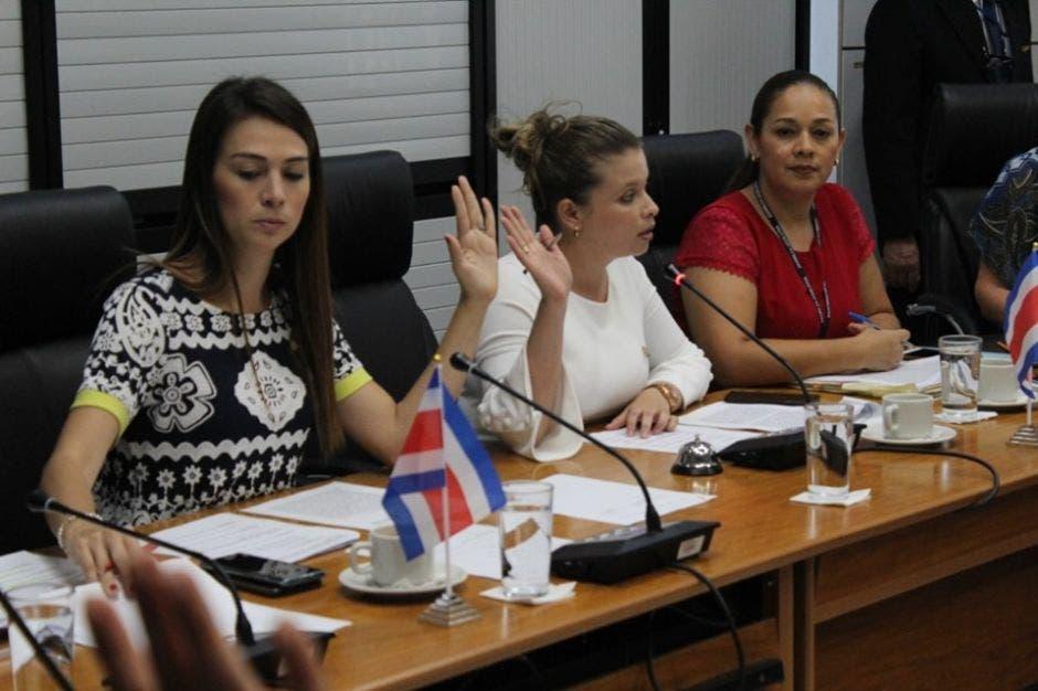 Sesión de la Comisión de Asuntos Sociales
