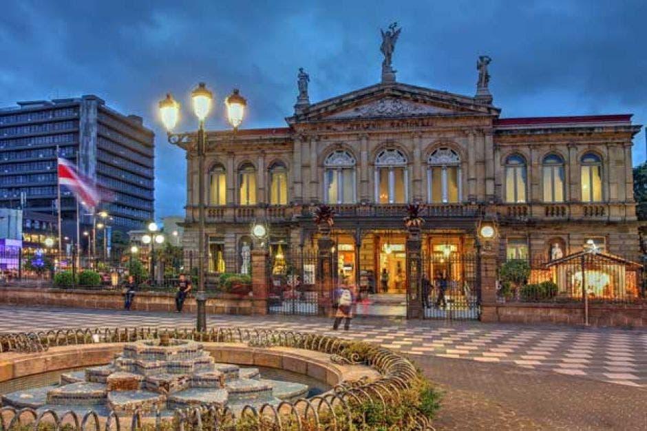 San José, capital de COsta Rica