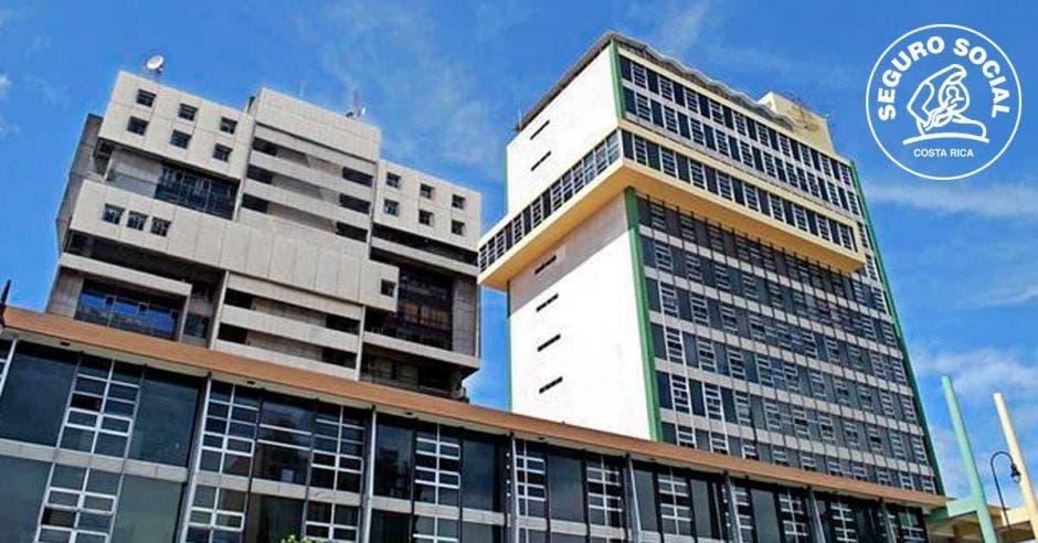 Edificio central de la CCSS