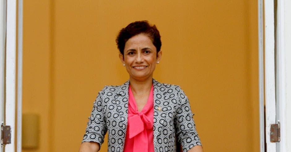 Yorleny León, diputada de Liberación Nacional. Archivo/La República