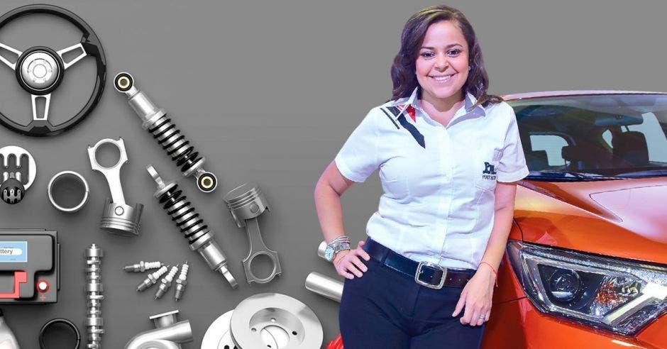 Ana María Sequeira, gerente de Relaciones Corporativas del Grupo Purdy Motor