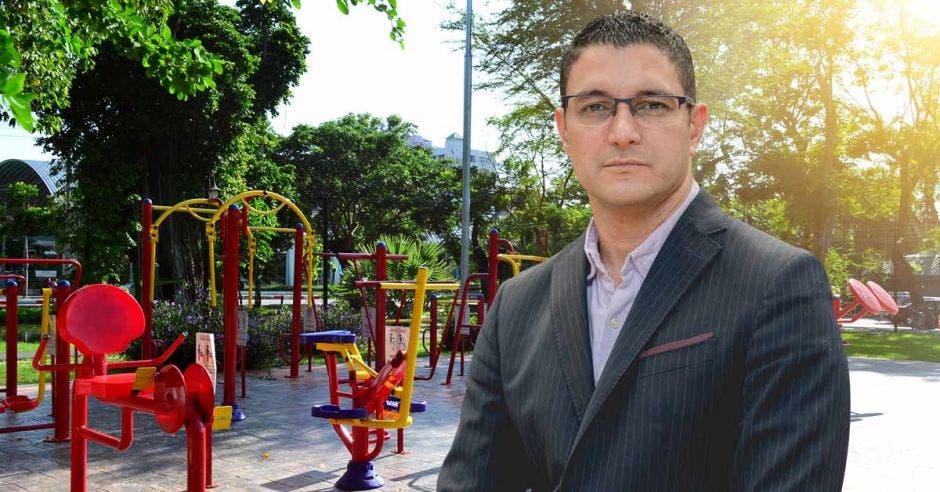 Daniel Salas, ministro de Salud en Casa Presidencial