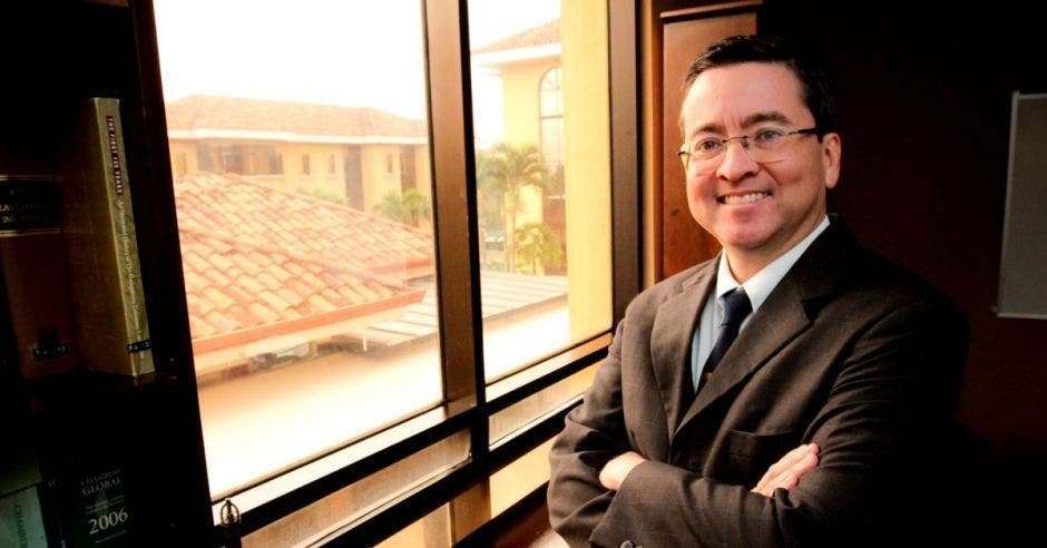 Pedro Muñoz, diputado de la Unidad Social Cristiana y proponente de la medida.  Archivo/La República.