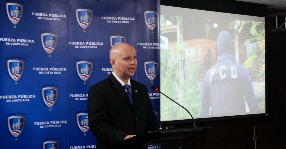 Michael Soto, ministro de Seguridad