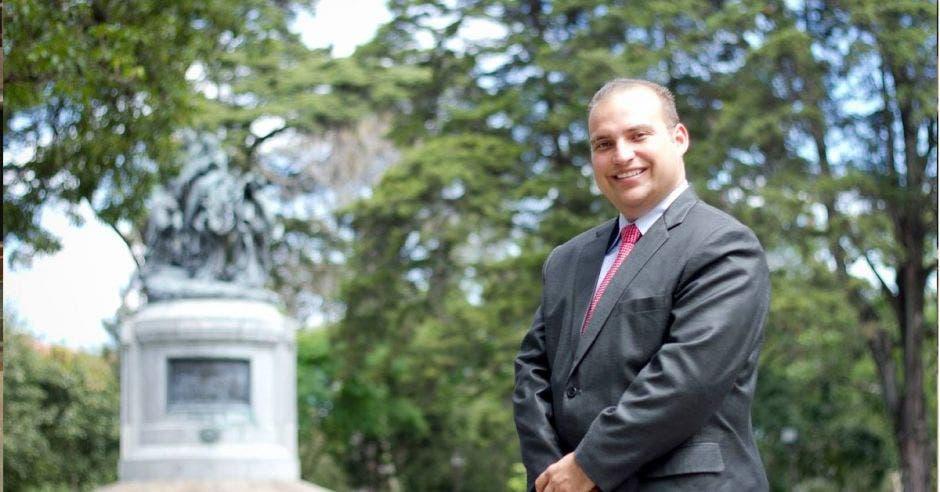 Pablo Heriberto Abarca, diputado de la Unidad Social Cristiana. Cortesía/La República