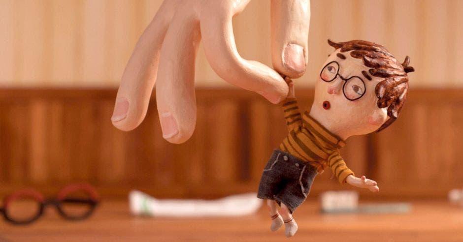 Una foto de una de las animaciones que participaron en el Shnit