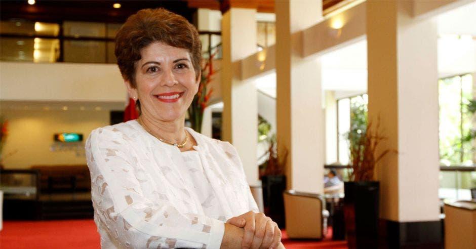 Marta Acosta, contralora general. Archivo/La República