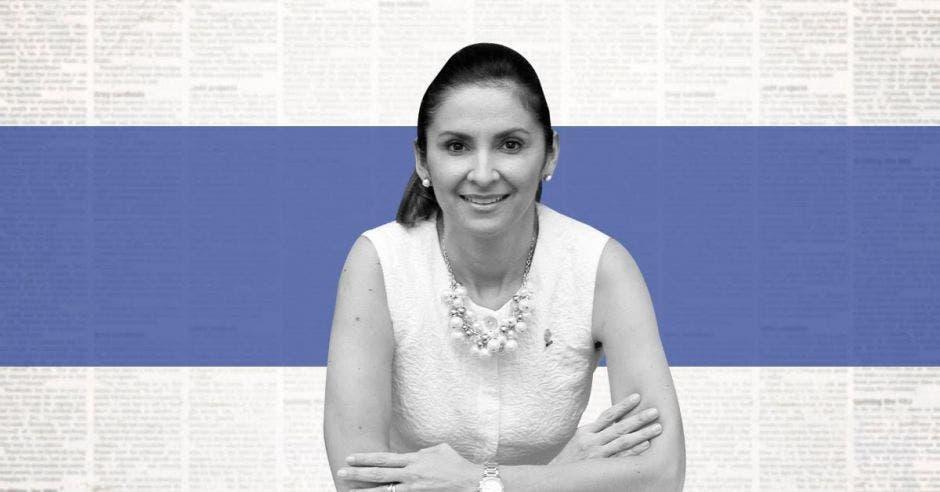 Silvia Hernández, jefa de fracción