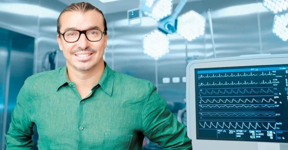 Juan José Chacón-Quirós, de Establishment Labs