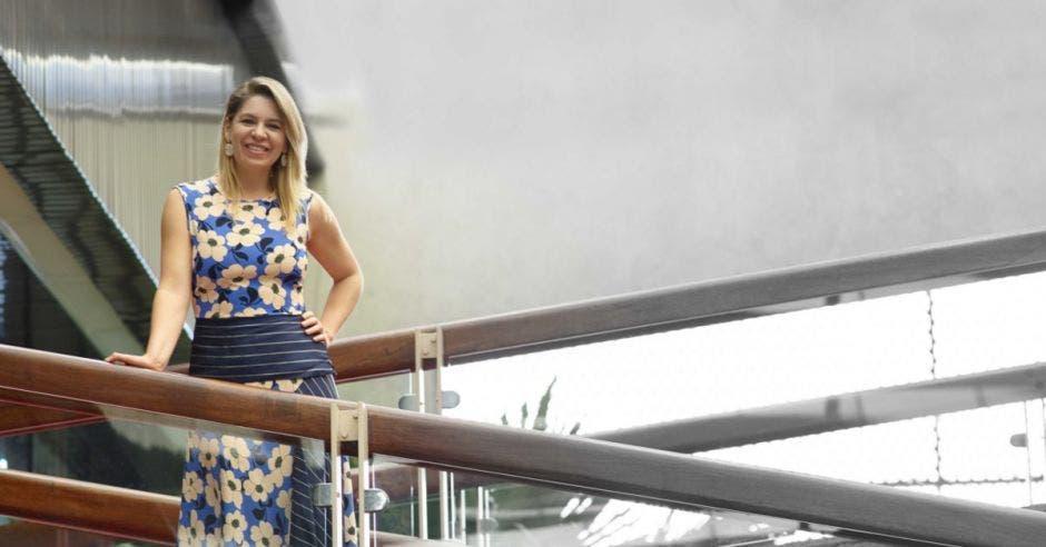 Claudia Dobles, primera dama