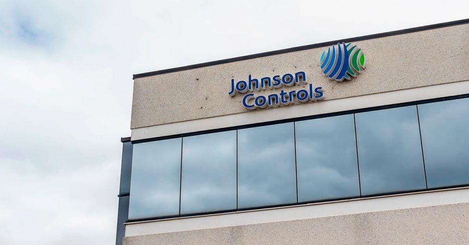 Fachada de Johnson Controls