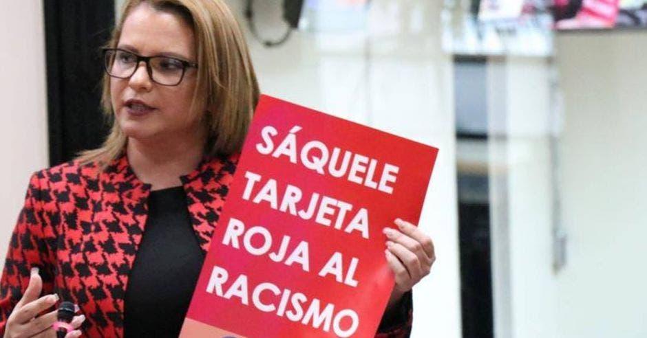 Carmen Chan, jefa de Nueva República. Cortesía/La República