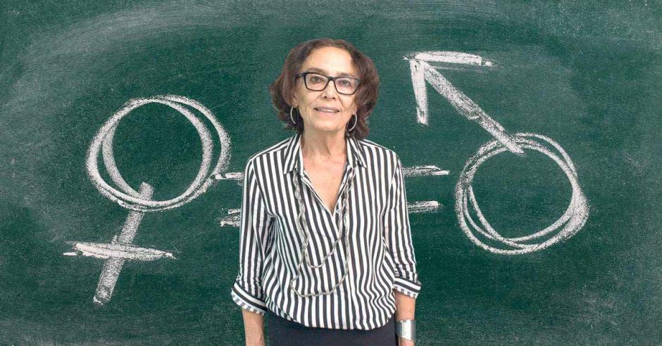 Para las elecciones de alcalde de febrero del 2020 ninguna de las agrupaciones políticas con representación en la Asamblea Legislativa cumplió con la promesa de nombrar mujeres en el 50% de sus postulaciones; Patricia Mora, ministra de la Condición de la Mujer, exige la paridad. Elaboración propia/La República.