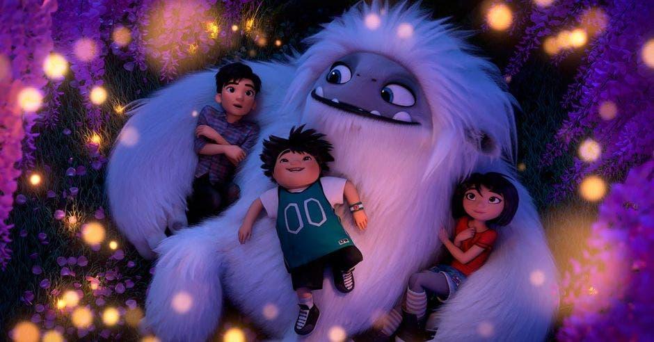 """La cinta animada, de los creadores de """"Cómo entrenar a tu dragón"""", lleva a la gran pantalla a una adolescente y a un gran Yeti. Cortesía DreamWorks Animation/La República"""