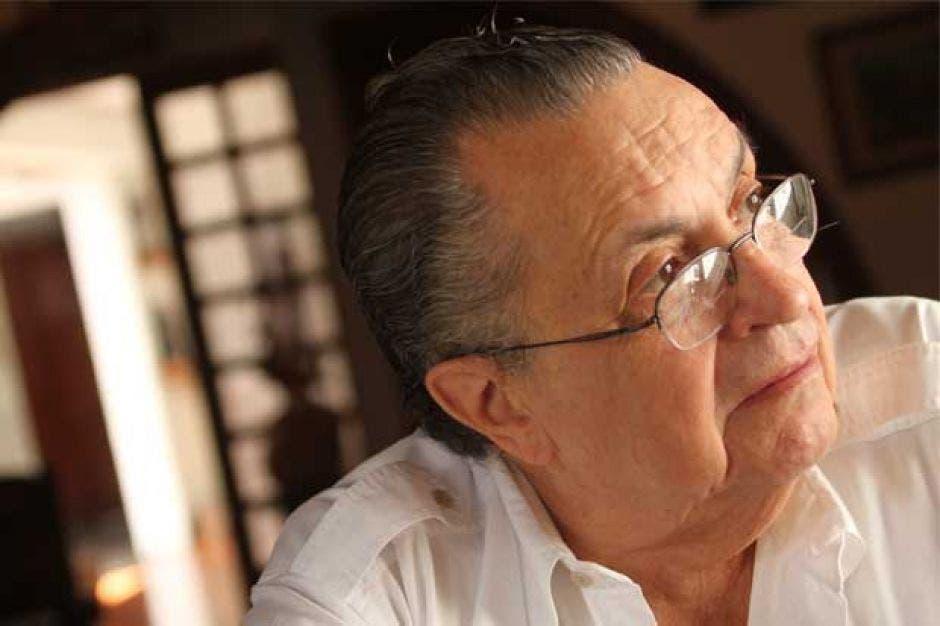 Abel Pacheco, expresidente de la República. Archivo/La República