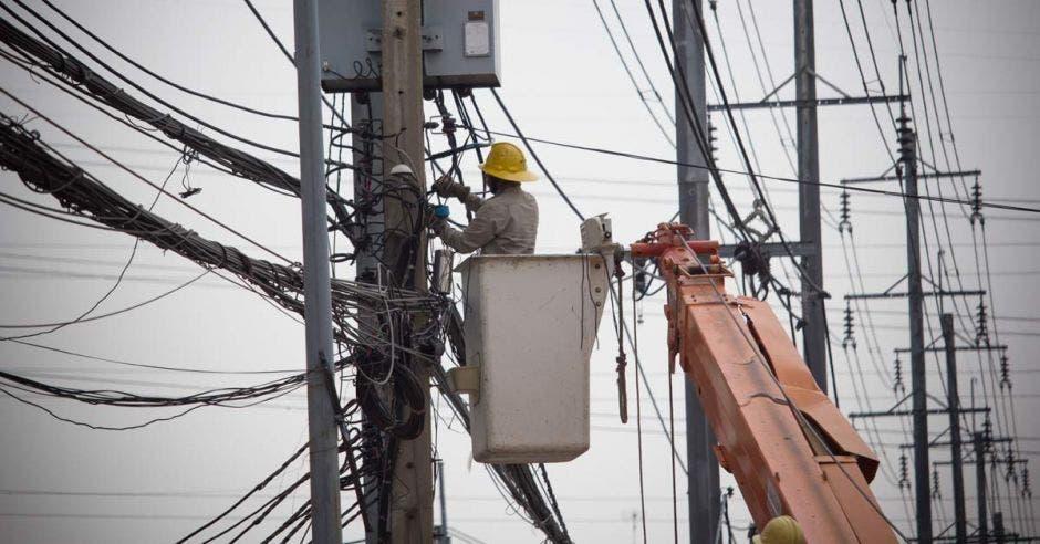 Cable telefónico